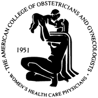 american college of obstetricians and gynecologists logo